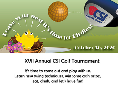 27th Annual CSI Golf Tournament